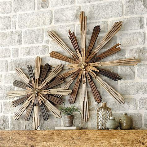 sunburst wall decor madera sunburst wall decor ballard designs
