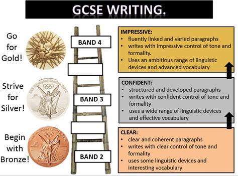 gcse english language writing writing miss ryan s gcse english media