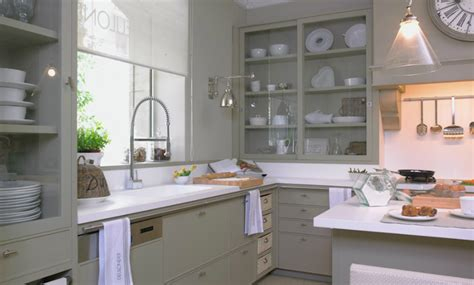 grey and green kitchen taupe kitchen cabinets transitional kitchen deulonder