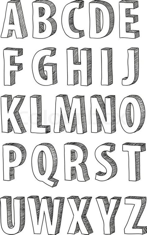 hello doodle print free font best 20 font alphabet ideas on handwriting