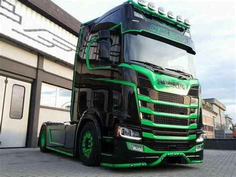 vrachtwagens images  pinterest big trucks