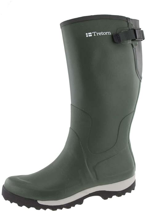 rubber boot jack tretorn hajk green rubber boots the leisure boot made