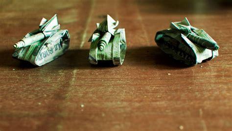 How To Make An Origami Tank - ikuzo origami