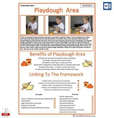 playdough templates playdough play interest area template aussie childcare