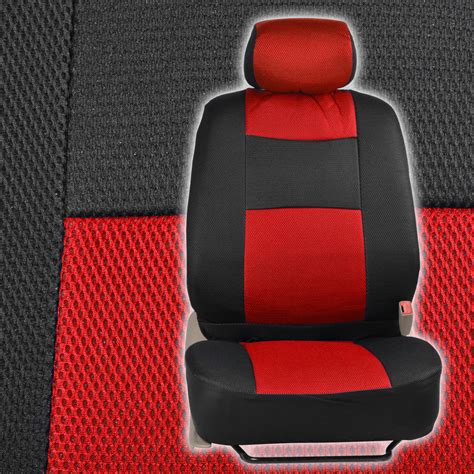 how to set color in clothes seat covers black and mesh cloth polyester 2 color