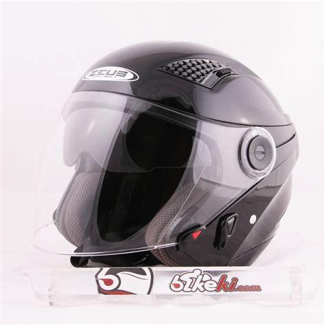 Helm Zeus Zs 1600 zeus helm half visor zs 610 black elevenia
