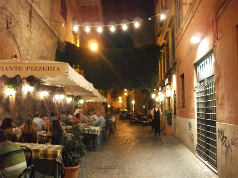 best restaurant in trastevere rome italy dining in italy tara go out