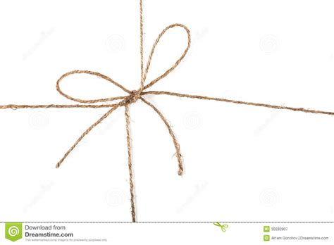 String Knotting - string knot royalty free stock photography image 30282807