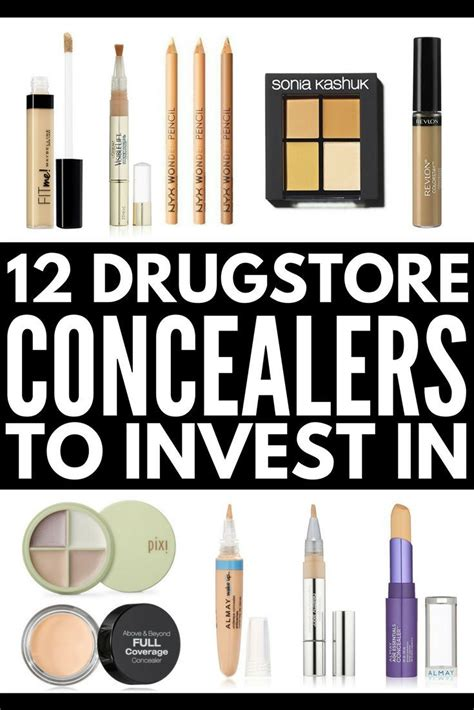 5 Best Concealers To Hide Our Skins Imperfections by The 25 Best Drugstore Concealer Ideas On Best