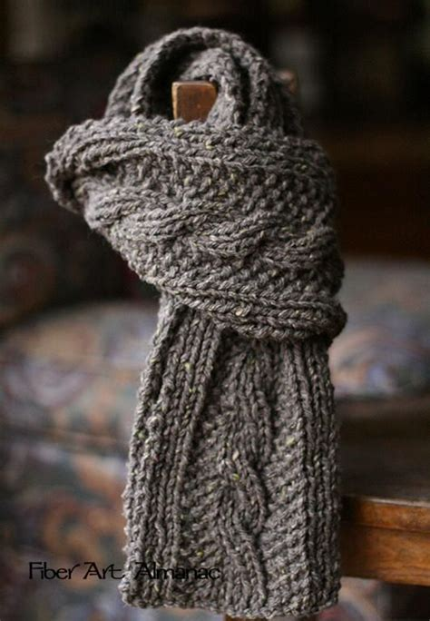 free easy cable scarf knitting patterns 1000 ideas about free scarf knitting patterns on