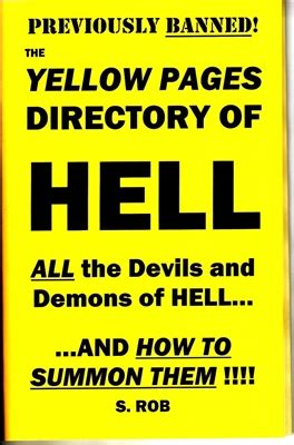 libro the power winner of the yellow pages of hell