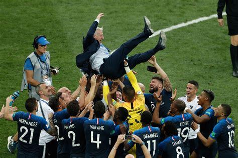 coupe du monde 2018 football coupe du monde 2018 la ou le succ 232 s d un autre
