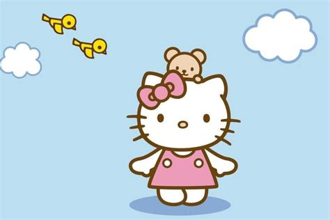 free hello kitty easter wallpaper hello kitty easter wallpaper 183
