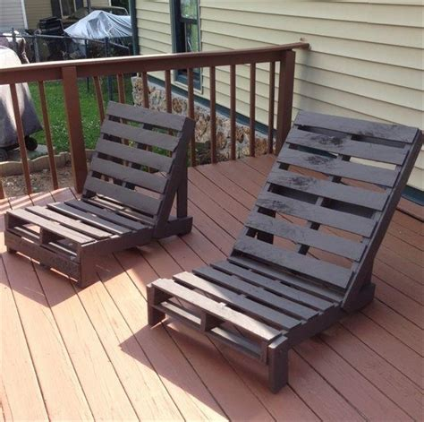 31 Diy Pallet Chair Ideas Pallet Furniture Plans Diy Patio Chairs