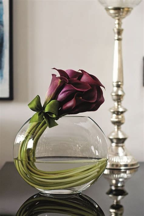 unique flower vases best 25 purple flower arrangements ideas on pinterest