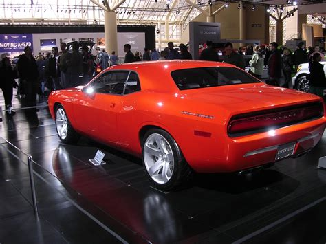 2007 dodge challenger for sale file dodge challenger concept rear cias2007 jpg
