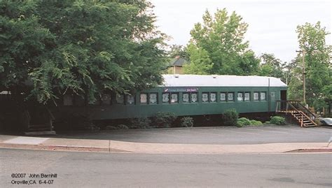 oroville depot and hewitt park