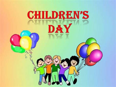 s day in children s day