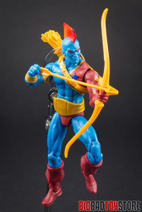Marvel Legends Series 3 75in Yondu marvel legends wave 1 yondu photo shoot the toyark news figures retail