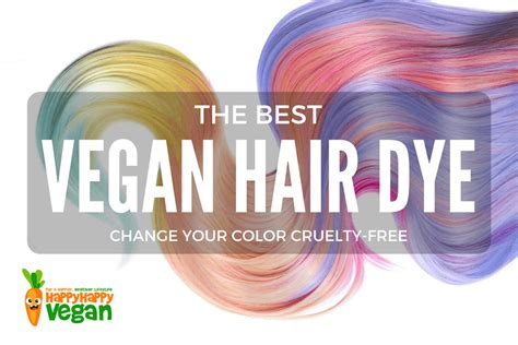 vegan hair color best vegan hair dye change your color cruelty free
