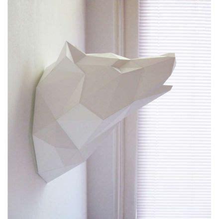 Cuisine En Kit 3136 by Kit Origami T 234 Te De Loup Assembli