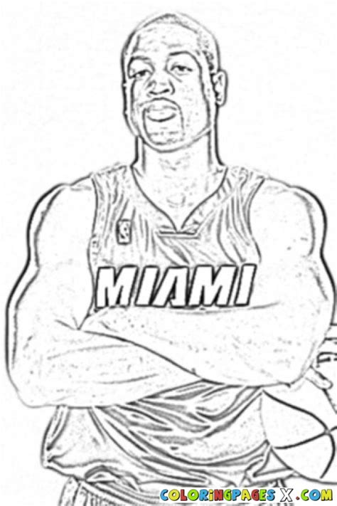 coloring pages of basketball players of the nba warning session start cannot send session cache