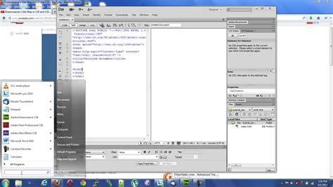 dreamweaver tutorial image map dreamweaver cs6 map view how to youtube