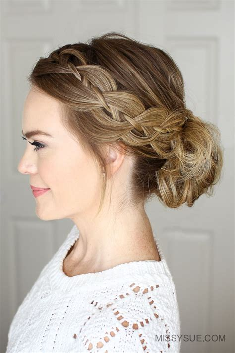 chignon hairstyle 25 best images about low bun hairstyles on