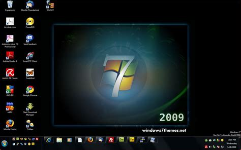 Theme For Windows 7 Windows 7 Screenshots Windows 7 Themes