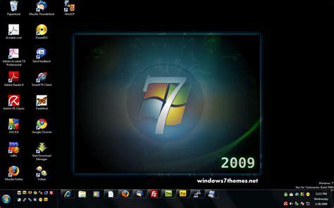 post a screenshot of your windows 7 desktop