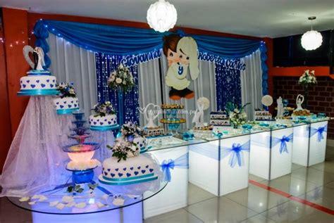 fiesta de promoci 243 n inicial puente piedra restaurant decoracion para fiesta de promocion de inicial sal 243 n azul