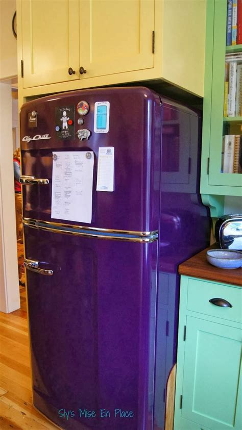 purple kitchen appliances 17 best images about refrigerator yeah awesome the