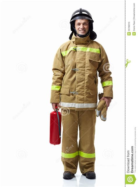 firefighter stock photo image 33798210