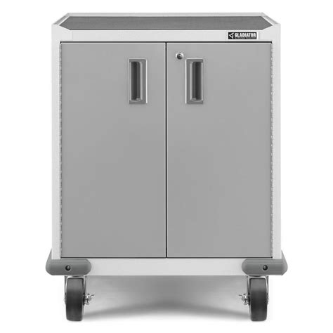 Gladiator Cabinets Lowes by Shop Gladiator 28 In W X 34 5 In H X 25 In D Steel