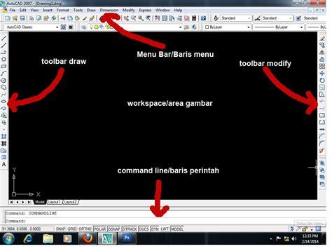 tutorial dasar solidwork pengenalan dasar autocad pengenalan dasar autocad