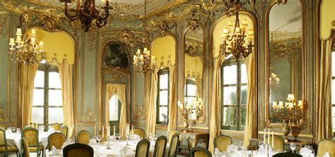 French Country Dining Room Berkshire Wedding Venue Cliveden House Hair And Make Up