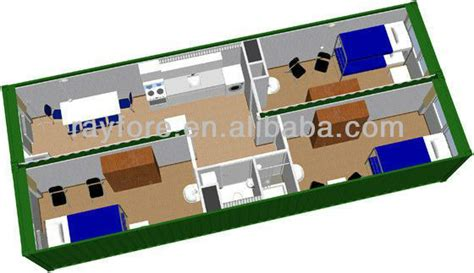 Container Wohnung Preis by 45 Ft Container Wohnung Versand Qingdao Fertighaus