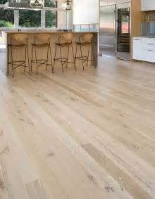8 natural white oak flooring for your kitchen application