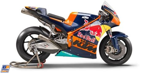 Motorrad Gabel Offset by Ktm Officially Launches 2017 Motogp Bike Gpupdate Net