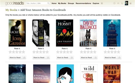 Goodreads Shelf by Goodreads Post Easily Add Books You Purchased From