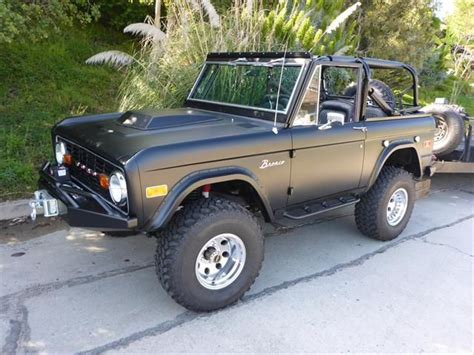 old bronco jeep 295 best images about ford trucks and more on pinterest