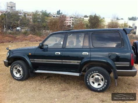 Toyota Land Cruiser 1995 Used Toyota Land Cruiser Vx Limited 4 7 1995 Car For Sale