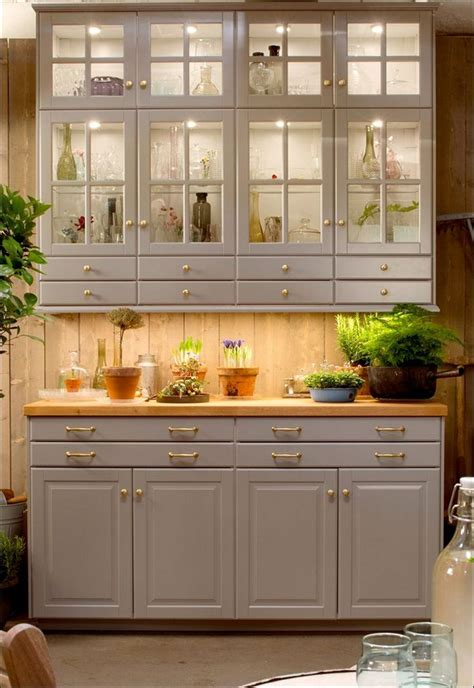 hanging upper kitchen cabinets ikea kitchen pictures kitchen pictures white laxarby doors