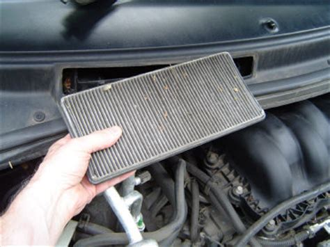 What Is A Cabin Filter On A Car by When To Replace Air Filter Car When Free Engine Image