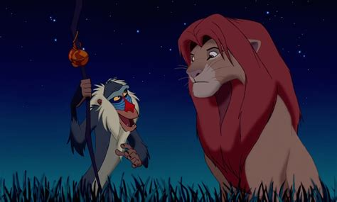 10 Disney Of The Past by 10 Wise Rafiki Quotes You Need To Read Whoa Oh My Disney