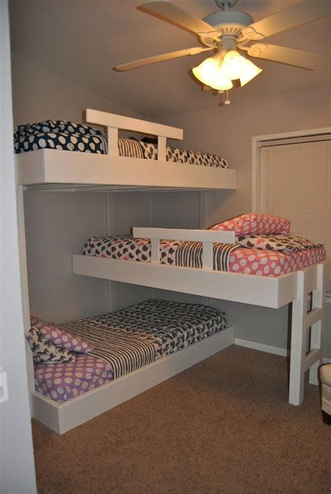 Bunk Bed Bedding Diy Bunk Beds Woodworking Projects Plans