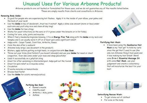 Arbonne Detox Gelee Uses by 52 Best Images About Arbonne On Arbonne