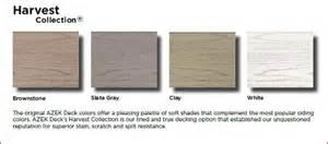 azek colors azek decks and decking materials windows siding