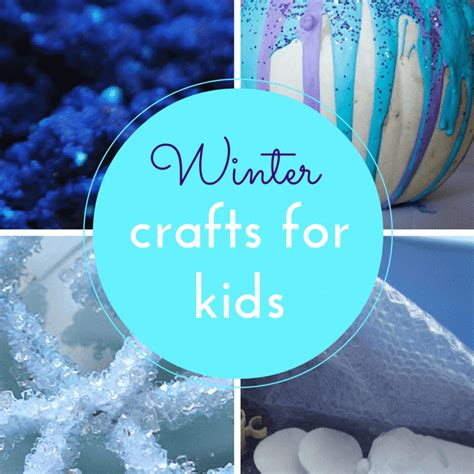 winter crafts for to make winter crafts for