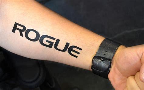 crossfit tattoo rogue fitness tattoos temporary tats crossfit rogue